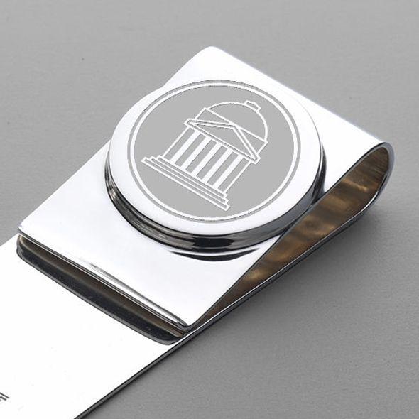 SMU Sterling Silver Money Clip - Image 2