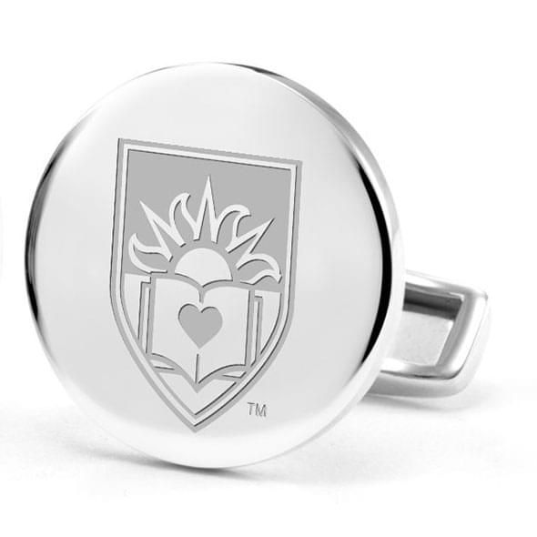 Lehigh University Cufflinks in Sterling Silver - Image 2