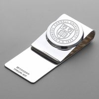 Cornell Sterling Silver Money Clip