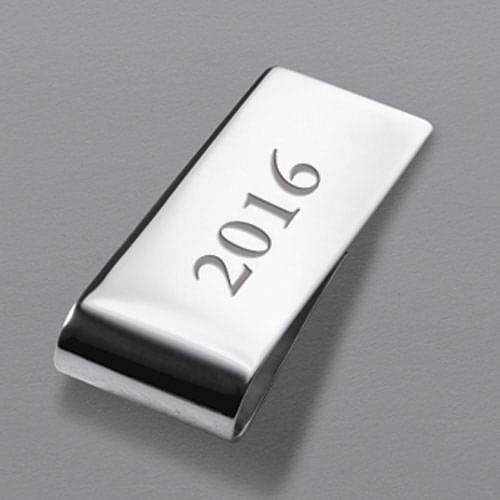 Cornell Sterling Silver Money Clip - Image 3