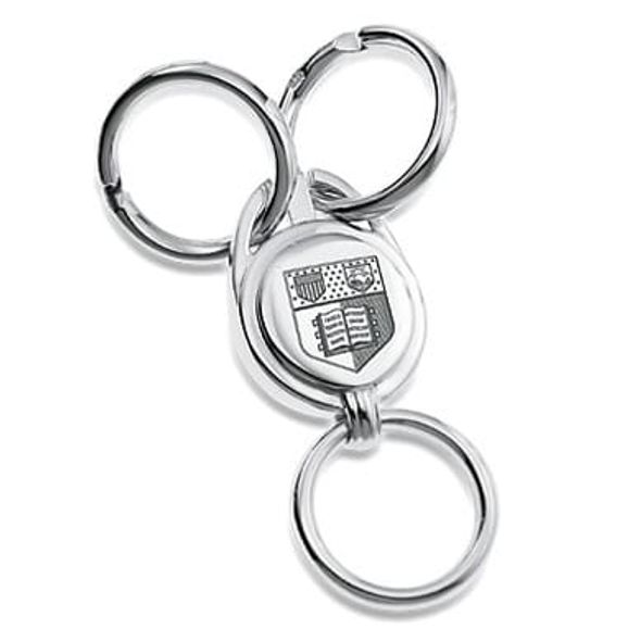 Cornell Sterling Silver Valet Key Ring