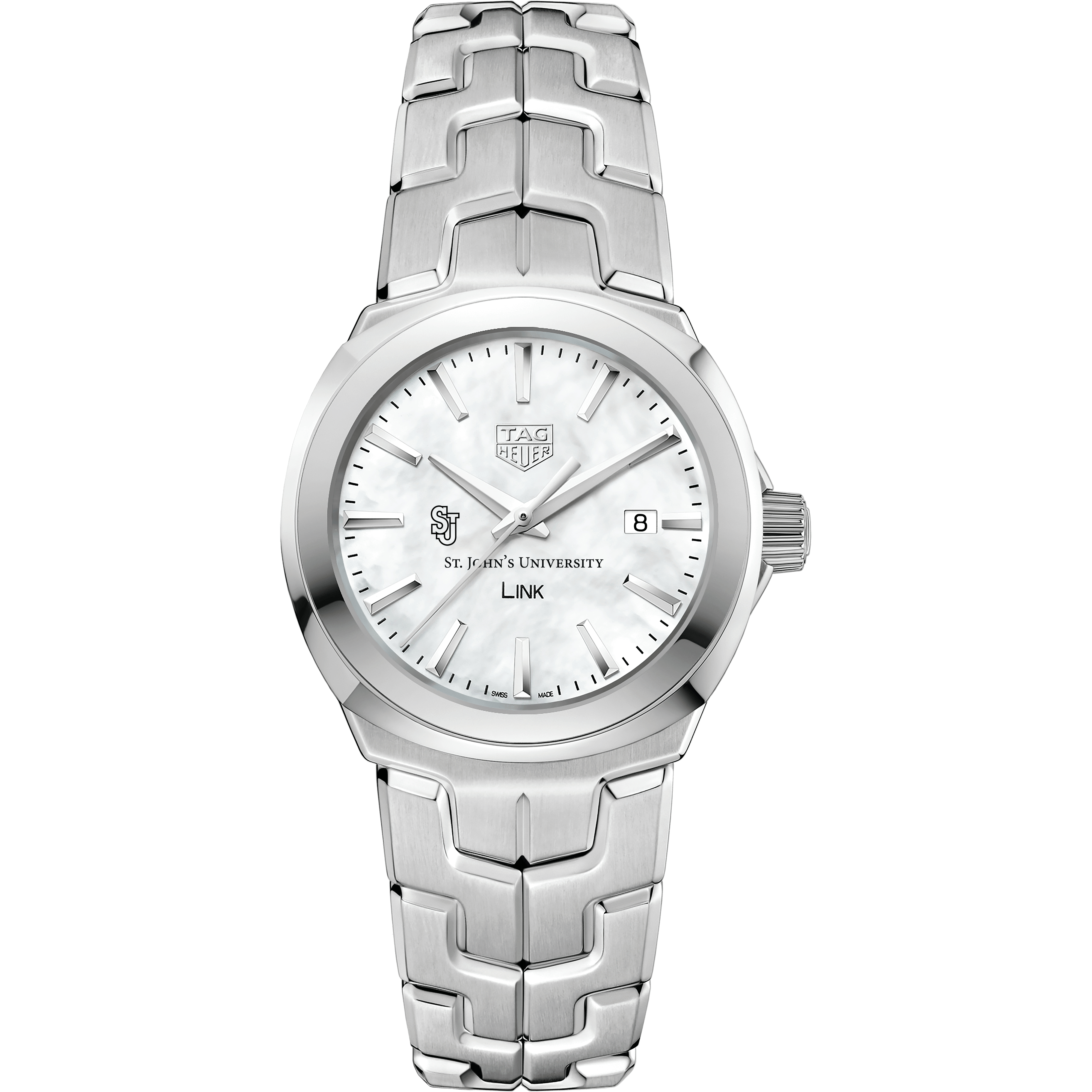 St. John's University TAG Heuer LINK for Women - Image 2