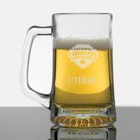 University of North Carolina 25 oz Beer Mug- Championship Edition