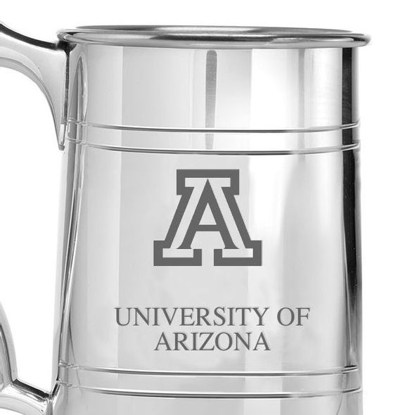 University of Arizona Pewter Stein - Image 2