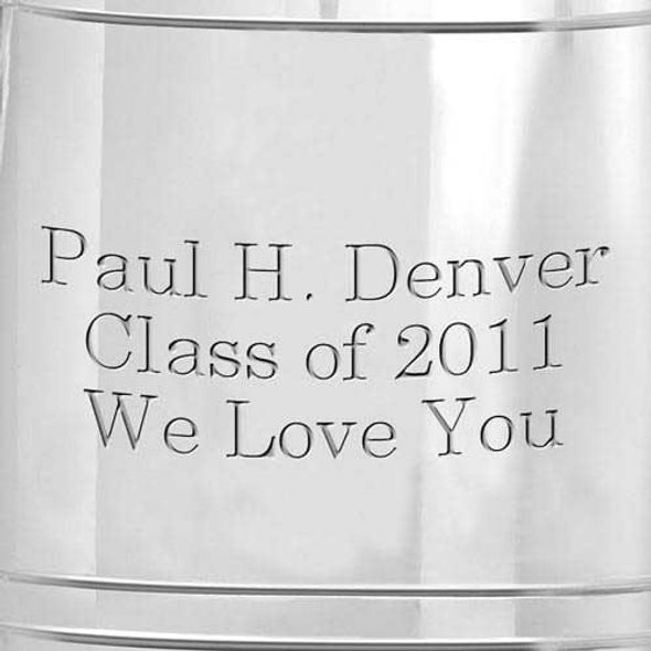 University of Arizona Pewter Stein - Image 3
