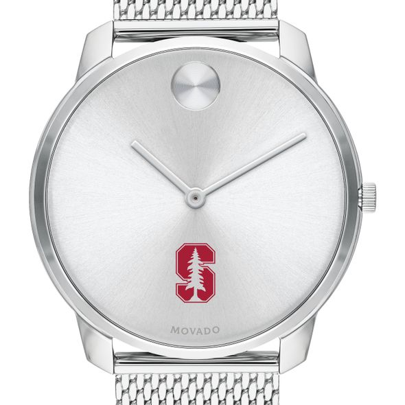 Stanford University Men's Movado Stainless Bold 42