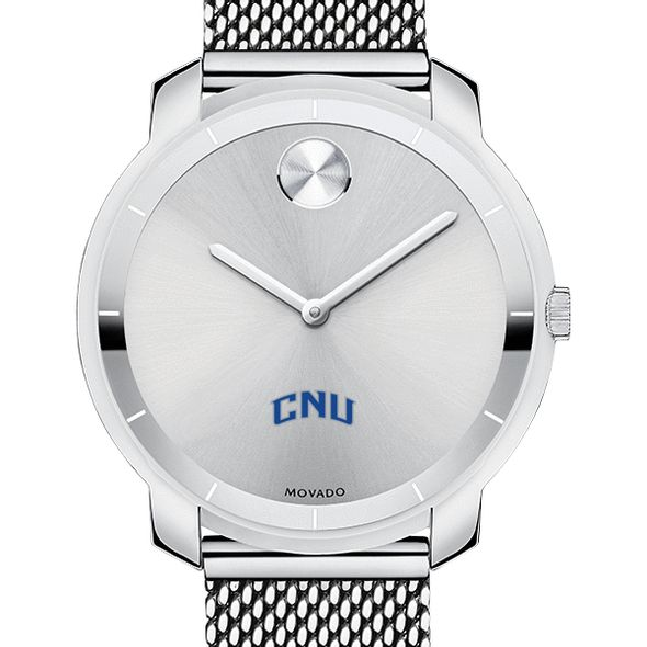 Christopher Newport University Women's Movado Stainless Bold 36
