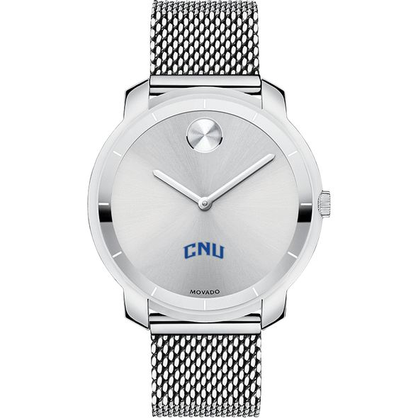 Christopher Newport University Women's Movado Stainless Bold 36 - Image 2