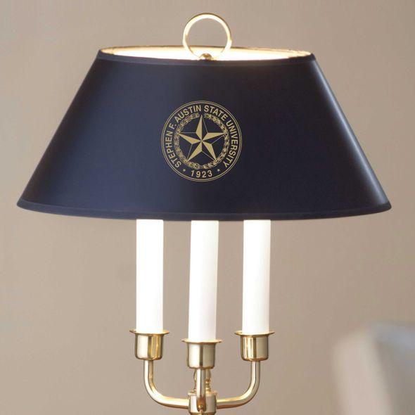 SFASU Lamp in Brass & Marble - Image 2
