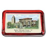 Stanford Eglomise Paperweight