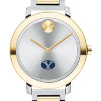 Brigham Young University Women's Movado Two-Tone Bold 34