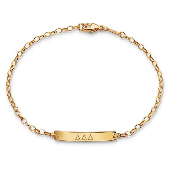 DDD Monica Rich Kosann Petite Poessy Bracelet in Gold