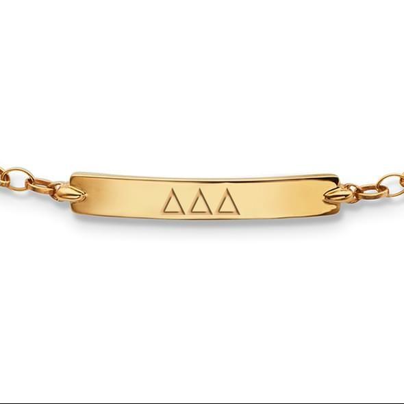 DDD Monica Rich Kosann Petite Poessy Bracelet in Gold - Image 2