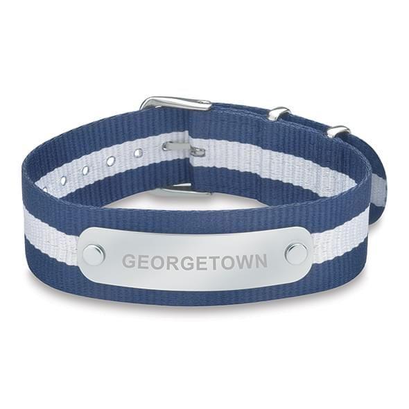 Georgetown University NATO ID Bracelet