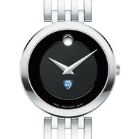 Johns Hopkins University Women's Movado Esparanza Stainless Steel Museum with Bracelet
