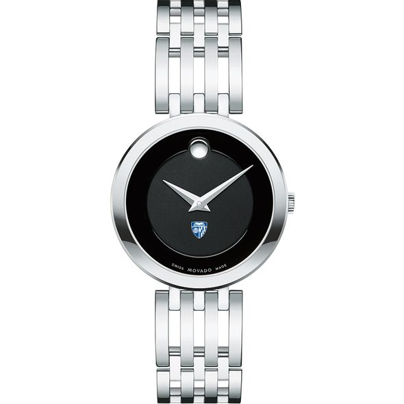 Johns Hopkins University Women's Movado Esparanza Stainless Steel Museum with Bracelet - Image 2