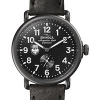 Chicago Shinola Watch, The Runwell 41mm Black Dial