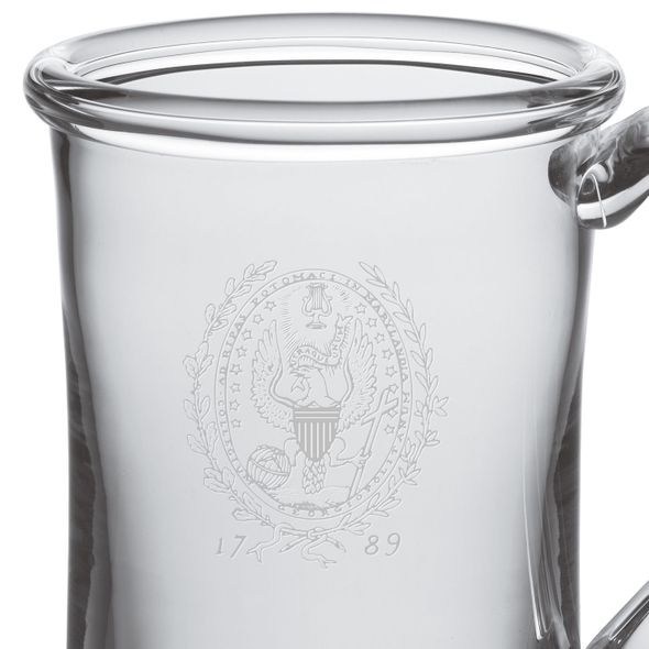Georgetown Glass Tankard by Simon Pearce - Image 2