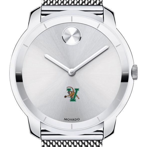 University of Vermont Men's Movado Stainless Bold 44