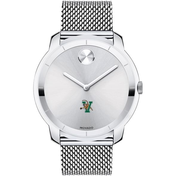 University of Vermont Men's Movado Stainless Bold 44 - Image 2
