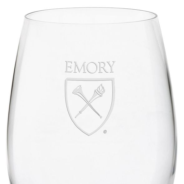 Emory Red Wine Glasses - Set of 4 - Image 3