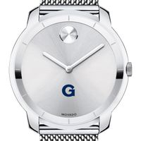 Georgetown University Men's Movado Stainless Bold 44