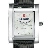 University of Illinois Women's MOP Quad with Leather Strap