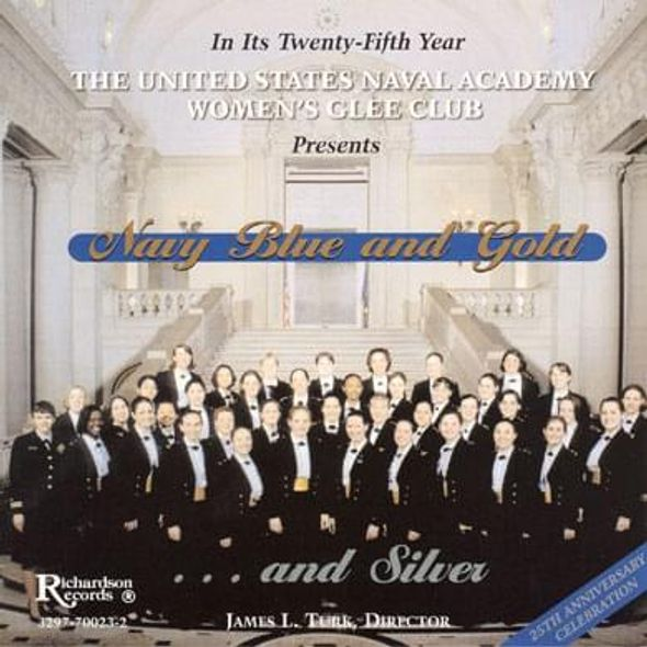 USNI Music CD - USNA Women's Glee Club