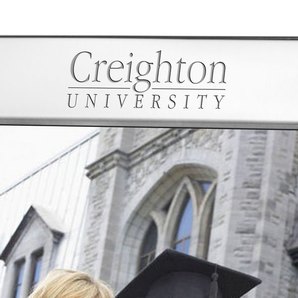 Creighton Polished Pewter 8x10 Picture Frame - Image 2