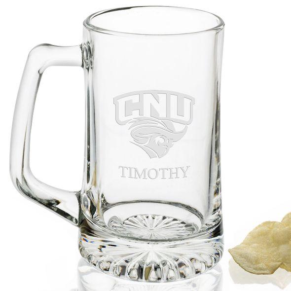 Christopher Newport University 25 oz Beer Mug - Image 2
