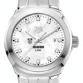 Chicago Booth TAG Heuer Diamond Dial LINK for Women - Image 1