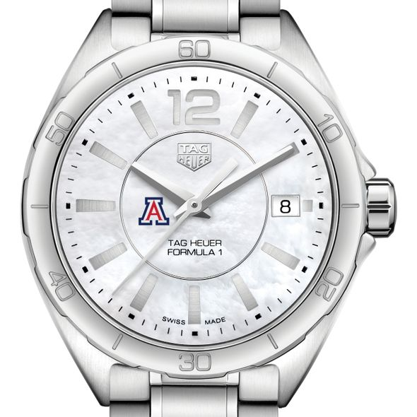 University of Arizona Women's TAG Heuer Formula 1 with MOP Dial