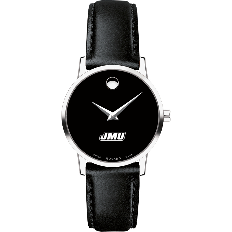 James Madison Women's Movado Museum with Leather Strap - Image 2