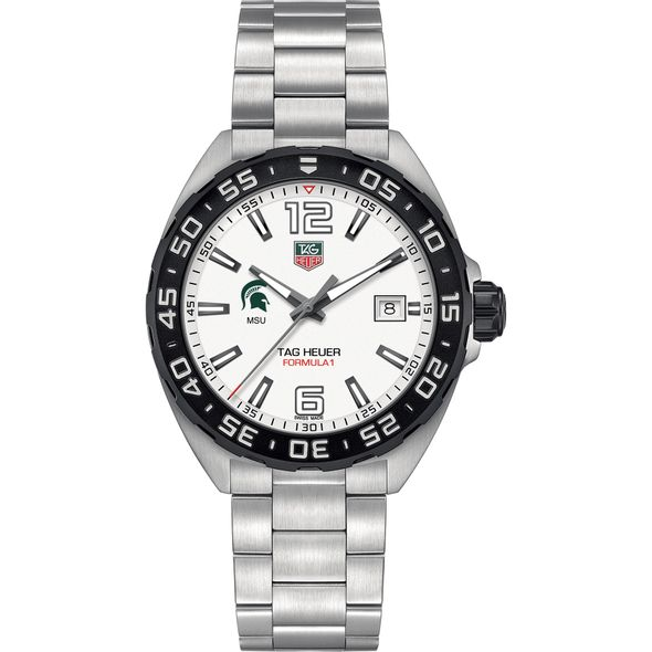 Michigan State University Men's TAG Heuer Formula 1 - Image 2