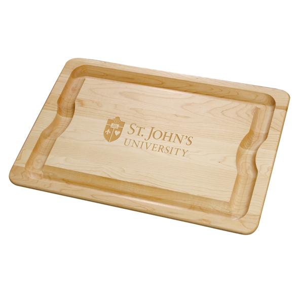 St. John's Maple Cutting Board