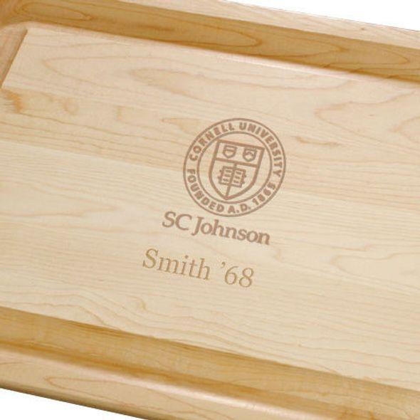 SC Johnson College Maple Cutting Board - Image 2
