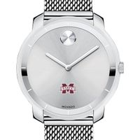 Mississippi State Women's Movado Stainless Bold 36