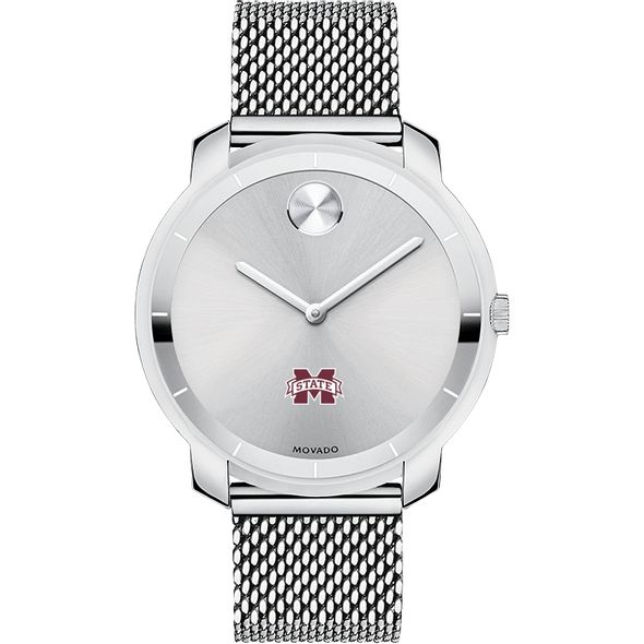 Mississippi State Women's Movado Stainless Bold 36 - Image 2
