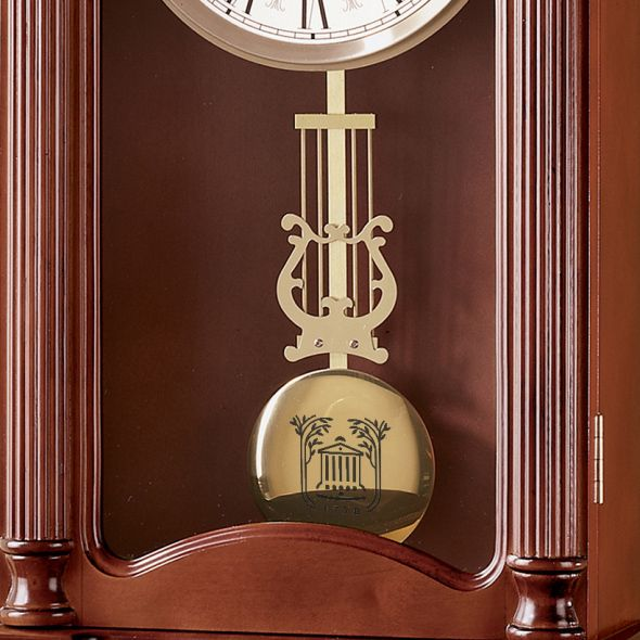 College of Charleston Howard Miller Wall Clock - Image 2
