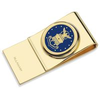 US Air Force Academy Enamel Money Clip