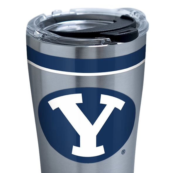 BYU 20 oz. Stainless Steel Tervis Tumblers with Hammer Lids - Set of 2 - Image 2