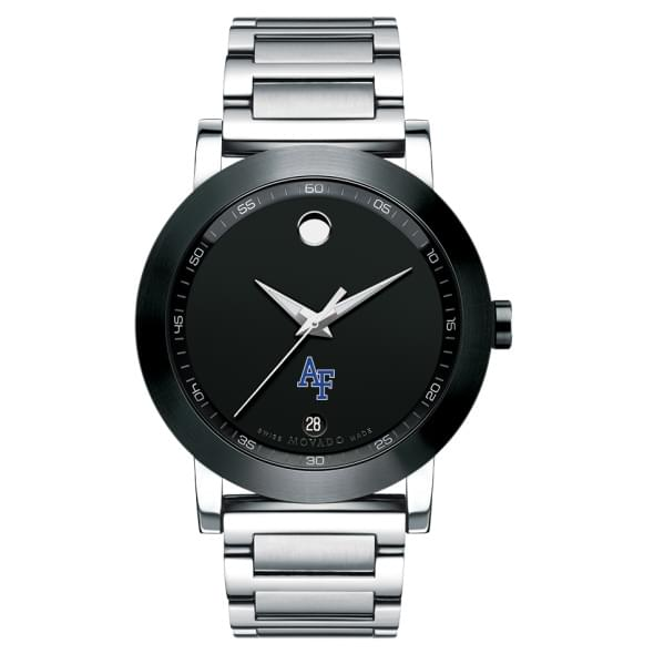 Air Force Academy Men's Movado Museum Sport Bracelet - Image 2