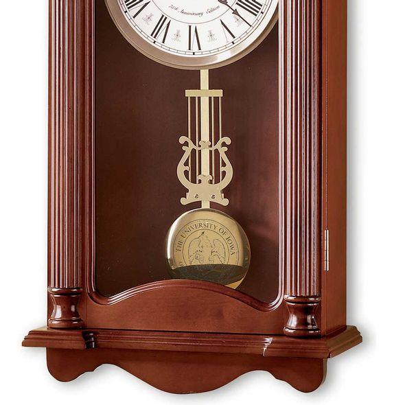 University of Iowa Howard Miller Wall Clock - Image 2