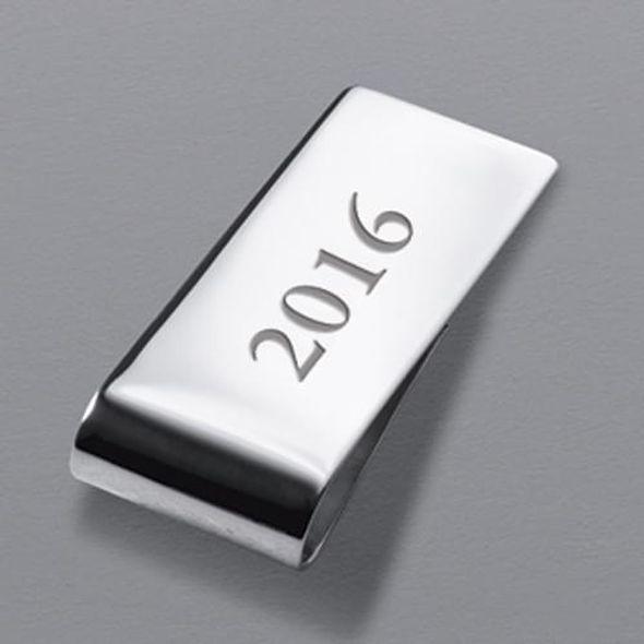 USNI Sterling Silver Money Clip - Image 3