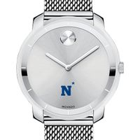 US Naval Academy Women's Movado Stainless Bold 36