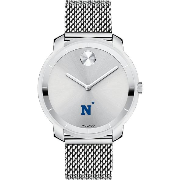 US Naval Academy Women's Movado Stainless Bold 36 - Image 2