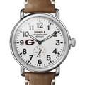 Georgia Shinola Watch, The Runwell 41mm White Dial - Image 1
