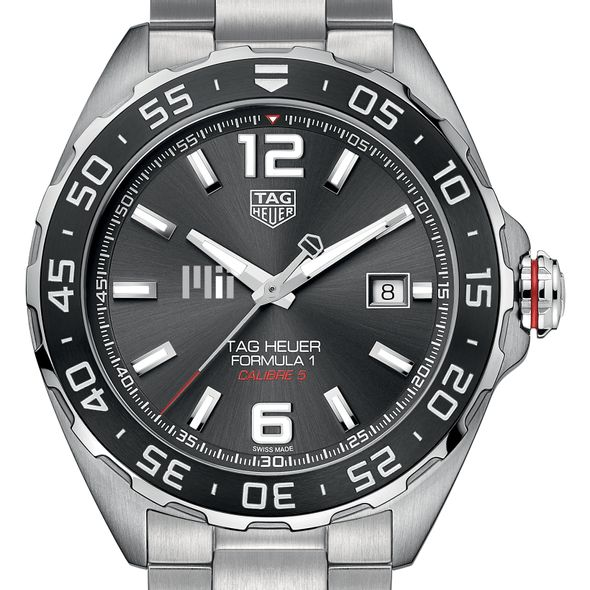 MIT Men's TAG Heuer Formula 1 with Anthracite Dial & Bezel - Image 1