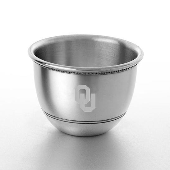 Oklahoma Pewter Jefferson Cup