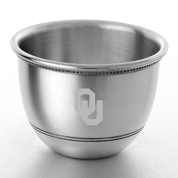 Oklahoma Pewter Jefferson Cup - Image 2